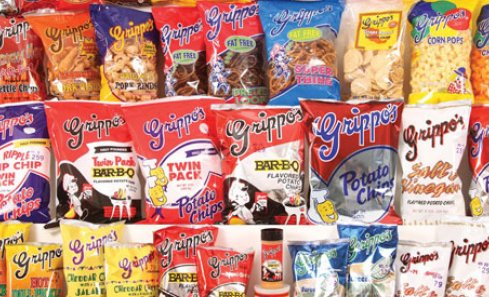 Grippo's Products